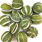 dried green lemon